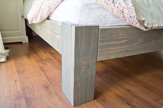 Queen Size Platform Bed Frame Diy