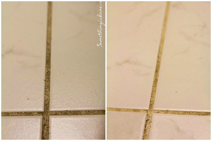 grout contrast