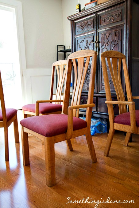 dining chairs side