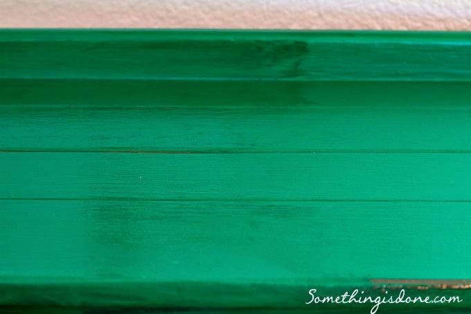 glazing dresser