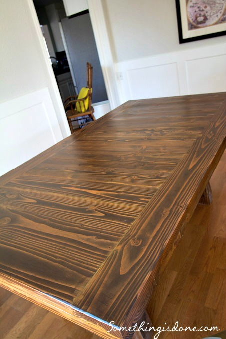 diy dining table 5