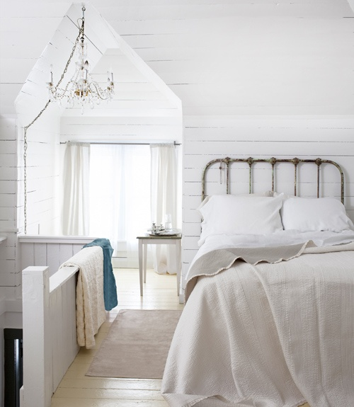 inspiration for attic bedrooms
