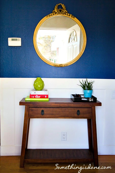 foyer console table