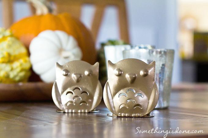 gold owls