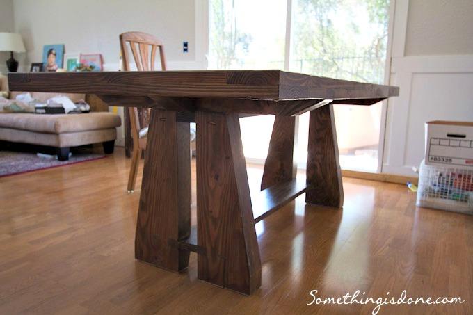 Diy Rustic Dining Table